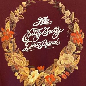 Nitty Gritty Dirt Band long sleeve t